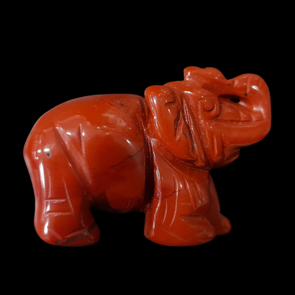 Jáspis elefánt