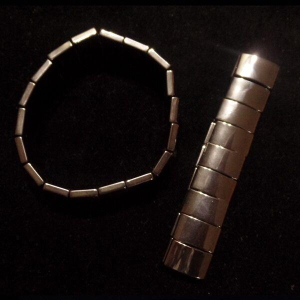 Hematit-magnetit karlánc